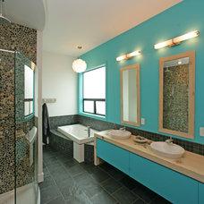 Contemporary Bathroom by Wilson & Company Ltd