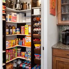 Modern Pantry Cabinets by Organizers Direct