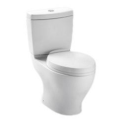 Toto Toto Cst416m 01 Aquia Ii Dual Flush Toilet Cotton