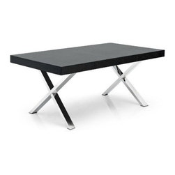 Calligaris - Calligaris | Quick Ship: Axel Extension Table - Design by S.T.C.