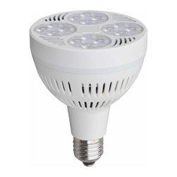 Incolight - PAR30-HIPO-LED-2200LM-3000K-35W, 3000k, 45 Deg - LED PAR30-HIPO-35W-2200LM-3000K-Warm White-45Deg