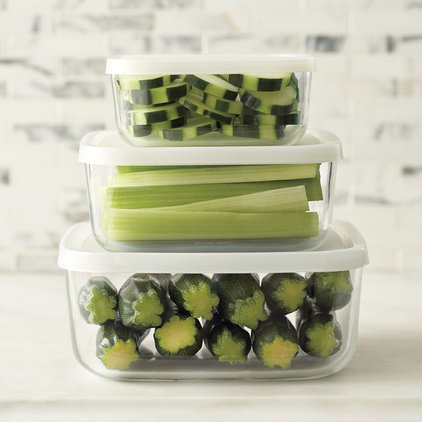 Contemporary Food Storage Containers by Williams-Sonoma