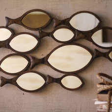 Eclectic Wall Mirrors by At West End