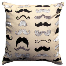 contemporary pillows by Anyarwot Designs
