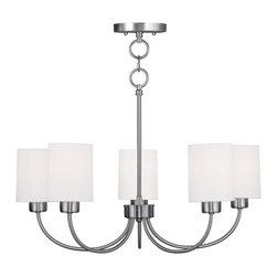 Livex Lighting - Livex Lighting 5265-91 Ceiling Light/Semi-Flush Mount Light - Livex Lighting 5265-91 Ceiling Light/Semi-Flush Mount Light