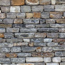 Magic Murals - Bhutan Stone Wall Detail Wallpaper Wall Mural - Self-Adhesive - Multiple Sizes - - Bhutan Stone Wall Detail Wall Mural