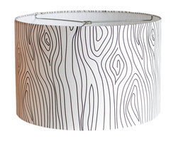 """MOOD Design Studio - New Collection Lampshade, Winter Oak - This lamp shade is part of our new """"Nordic Winter"""" collection for fall/winter 2014/15 and is called """"Winter Oak"""". In Norway, the Oak tree is thought to be a """"noble"""" tree. The Mollestad Oak tree near Grimstad, Norway is more than 1000 years old, and while hollow on the inside, it is still growing and bursts out with leaves every May!"""