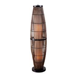 Kenroy - Kenroy 32248RAT Biscayne Outdoor Floor Lamp - Kenroy 32248RAT Biscayne Outdoor Floor Lamp