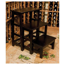 Contemporary Ladders And Step Stools by Wine Cellar Innovations