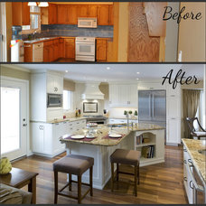 Transitional  by Paragon Kitchens