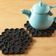 Modern Oven Mitts And Pot Holders by Walker Shop