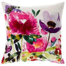 Contemporary Decorative Pillows by Bluebellgray