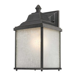 """Dolan Designs - Dolan Designs 935 Charleston 1 Light 13"""" Height Outdoor Wall Sconce - Features:"""