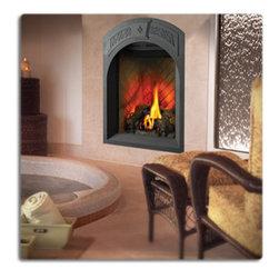 Napoleon GD82NT-PA Park Avenue Top Vent Gas Fireplace Natural Gas -