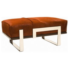 Eclectic Indoor Benches by Espasso