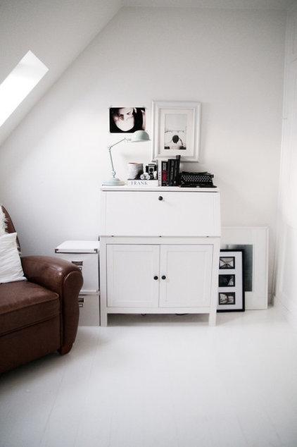 Eclectic Bedroom Home in Copenhagen, Denmark