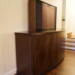 TV-Lift Cabinet Arcadian -