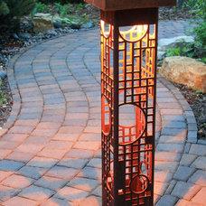Craftsman Outdoor Lighting by Indiana Outdoor Lighting