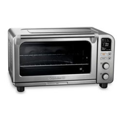 Calphalon - Calphalon XL Digital Convection Oven - Digital convection oven provides the ultimate flexibility in a toaster oven, while still fitting on your countertop. Cook a wide variety of dishes with the bake, convection bake, broil and toast settings, plus presets for bagels, pizza and cookies.