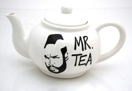 Eclectic Teapots by Etsy