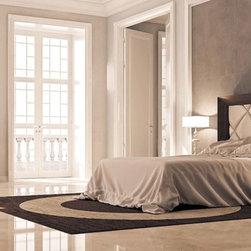 Macral Design Bedroom D20. Queen, Complete bedroom set - Bed set D20
