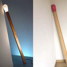 eclectic floor lamps by Generate Design