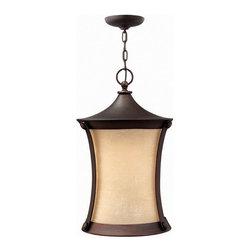 Hinkley Lighting - Hinkley Lighting 1282VZ Thistledown Bronze Outdoor Hanging Lantern - Hinkley Lighting 1282VZ Thistledown Bronze Outdoor Hanging Lantern