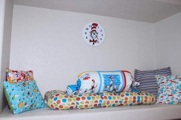 Contemporary  Dr. Seuss Playroom