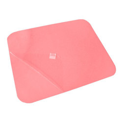 The Felt Store - Felt Memo Board - 23 x 18 Inch, Pink - Great for organizing your workspace and presentations in the office or for displaying personal items and projects at home our Felt Memo Boards are a modern alternative to the bulletin board. Eliminate the need for tapes, glues, magnets and pins with a bright and colorful memo board that will keep your favorite photos and notes on the wall! A great tool to help with organizing photos, cards and artwork or planning for school, schedules and notes. Stick to your fridge, cupboards, walls and more! This product can be stuck to smooth or rough surfaces and can be removed and reused. This Felt Memo Board is 23 inches x 18 inches x 0.06 inch thick (584mm x 457mm x 1.5mm). Available in different sizes and colors. *Please note that this product may remove paint upon removal.*