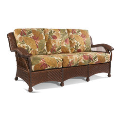 Casablanca Wicker Rattan Sofa