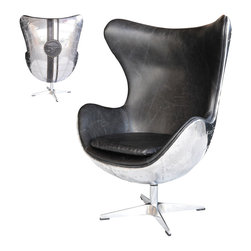 Four Hands - Refined Jump Seat W/ No.57-Os Black/Spitfire - This Refined Jump Seat is equally elegant at anterior as it is robust at posterior. The meticulous design pictures fascinating curves while the posterior back of the chair is an effigy of roof of a sports car. The seat of the chair is well cushioned for extra comfort. Upholstered in sophisticated fabric, the seat is mounted on a quad-stand through a swiveled mechanism for convenient rotation.