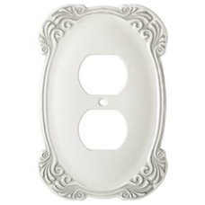 Modern Switch Plates And Outlet Covers by Knobs and Beyond