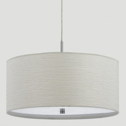 World Market - Billie Pendant Lamp - Defined by clean white lines, our Billie Pendant Lamp makes a chic statement in any room. This simply elegant pendant fixture adds instant modern appeal to your décor at a brilliant price.