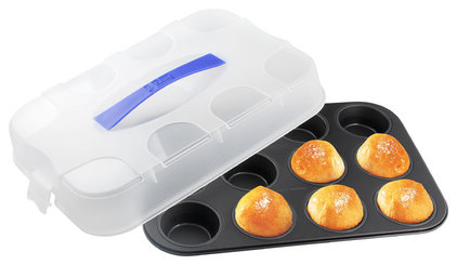 Contemporary Cupcake And Muffin Pans by Frieling USA, Inc.