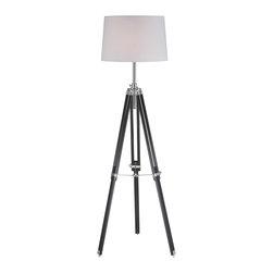 Lite Source - Lite Source LS-81678 Jiordano Floor Lamp - Lite Source LS-81678 Jiordano Floor Lamp