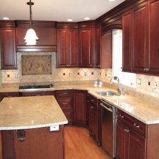 Modern Kitchen Countertops Local Kitchen Contractor