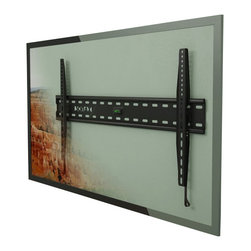 """Sonax - Sonax E-0155-MP Fixed Low Profile Wall Mount for 32"""" - 65"""" TVs - Sonax - TV Mounts - E0155MP - Customize your home interior with the Wall Mount Collection by Sonax. Your TV will hug the wall with this fixed flat panel wall mount designed to accommodate most 32���-65��� TVs. This low profile design sits just 2.6 cm from the wall for a sleek and polished look. Equipped with a built in leveling system for easy DIY installation this mount can support up to 80lbs. Bring home this wall mount today and compliment it with your favorite Sonax TV or component stand."""