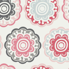 modern wallpaper by DwellStudio
