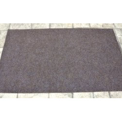 Dean Flooring Company - Dean Indoor/Outdoor Walk-Off Entrance Door Mat 2' x 3' (Set of 2) Color: Brown - Dean Indoor/Outdoor Walk-Off Entrance Door Mat 2' x 3' (Set of 2) Color: Brown : Dean Indoor/Outdoor Walk-Off Entrance Mat by Dean Flooring Company Color: Brown Face: 100% Hi UV stabilized polypropylene fiber. Backing: All weather non-skid latex rubber. Edges: Will not ravel or delaminate. Size: 2' x 3'. Set inlcudes 2 - 2' x 3' Mats. Fade resistant Commercial or residential. Easy to clean (hose off, sweep, vacuum). Made in the USA!