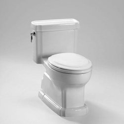 TOTO - TOTO MS974224CEFG#11 Eco Guinevere Toilet 1.28 GPF, Colonial White - TOTO MS974224CEFG#11 Eco Guinevere Toilet 1.28 GPF, Colonial White When it comes to Toto, being just the newest and most advanced product has never been nor needed to be the primary focus. Toto's ideas start with the people, and discovering what they need and want to help them in their daily lives. The days of things being pretty just for pretty's sake are over. When it comes to Toto you will get it all. A beautiful design, with high quality parts, inside and out, that will last longer than you ever expected. Toto is the worldwide leader in plumbing, and although they are known for their Toilets and unique washlets, Toto carries everything from sinks and faucets, to bathroom accessories and urinals with flushometers. So whether it be a replacement toilet seat, a new bath tub or a whole new, higher efficiency money saving toilet, Toto has what you need, at a reasonable price. TOTO MS97422