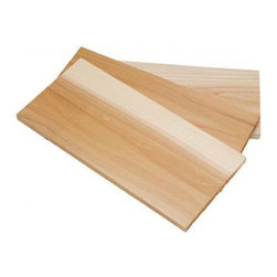 Bull BBQ - Bull Outdoor Cedar Wood Grilling Planks - The Cedar Wood Grilling Planks are great for fish and infuse food with the delicious flavor of smoked cedar.