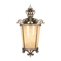 Livex Lighting - Livex Lighting-8549-64-Seville - Six Light Foyer - Height: 42""