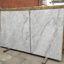 Royal Stone & Tile Slab Yard in Los Angeles - Super White Quartzite Granite from Royal Stone & Tile
