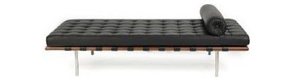 modern day beds and chaises by Farrelli