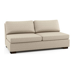 Viesso Rio Armless Queen Sofa Bed Eco Friendly A