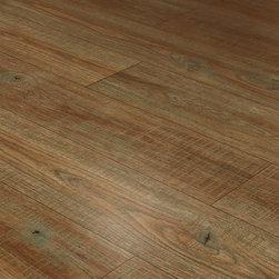 Vinyl / Waterproof Flooring - Supreme Click Elite Waterproof Vinyl Plank Antique Hawthorne Hickory