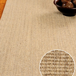 Eclipse Sisal Rug - Natural Area Rugs