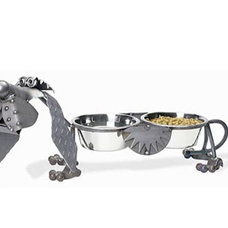 Contemporary Pet Bowls And Feeding by Wind & Weather