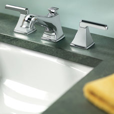 Contemporary Bathroom Faucets by TOTO