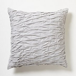 """Anthropologie - Ebba Jersey Euro Sham - Cotton jerseyDry cleanSold individually Envelope closure 26"""" square Imported"""